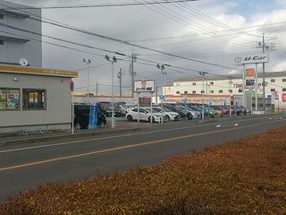 トヨタカローラ愛知 刈谷マイカーセンターの外観写真
