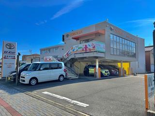 トヨタカローラ名古屋 U-Car一宮若竹の外観写真