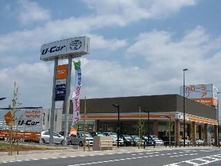 トヨタカローラ愛豊 米野木駅前店の外観写真
