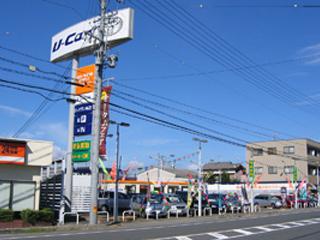 トヨタカローラ愛豊 稲沢おりづマイカーセンターの外観写真