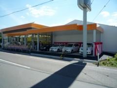 トヨタカローラ滋賀 高島店の外観写真