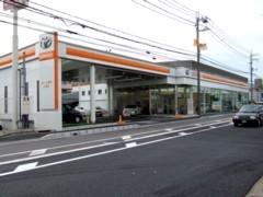 トヨタカローラ滋賀 大津店の外観写真