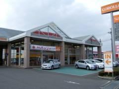 トヨタカローラ滋賀 愛知川店の外観写真