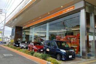 トヨタカローラ滋賀 堅田店の外観写真