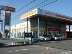 トヨタカローラ滋賀 米原店の外観写真