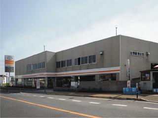 トヨタカローラ京都 城陽店の外観写真