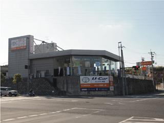 トヨタカローラ京都 八幡店の外観写真
