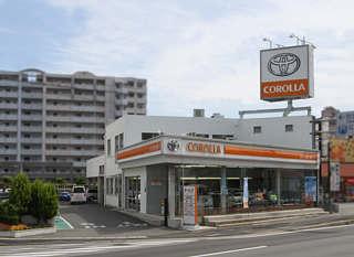 トヨタカローラ神戸 西宮171店の外観写真