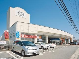 トヨタカローラ姫路 福崎店の外観写真
