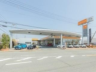 トヨタカローラ和歌山 シーズ北島店の外観写真