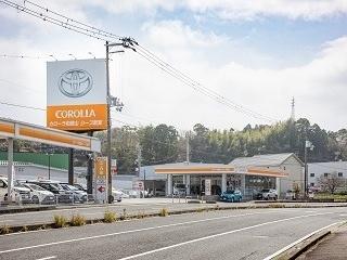 トヨタカローラ和歌山 シーズ新宮店の外観写真