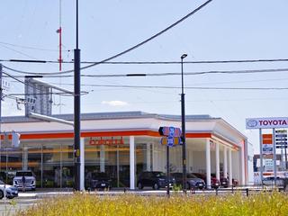 トヨタカローラ鳥取 鳥取店の外観写真