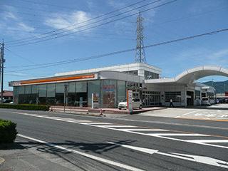 トヨタカローラ島根 出雲店の外観写真