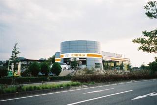 トヨタカローラ香川 綾南店の外観写真