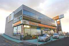 トヨタカローラ香川 東バイパス店の外観写真