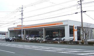 トヨタカローラ博多 遠賀店の外観写真