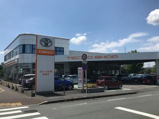 トヨタカローラ佐賀 鳥栖店の外観写真