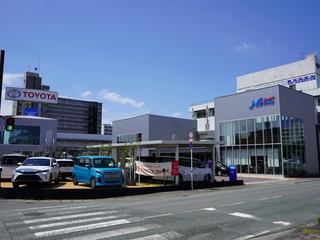 ユナイテッドトヨタ熊本 ネッツスクエア南熊本店の外観写真