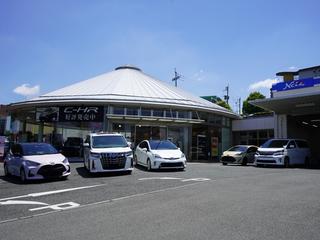 ユナイテッドトヨタ熊本 ネッツスクエア東店の外観写真