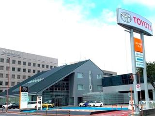 ユナイテッドトヨタ熊本 カローラ熊本 本店の外観写真