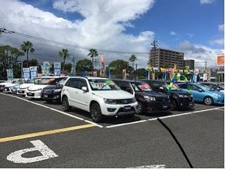 トヨタカローラ鹿児島 与次郎オートシティの外観写真