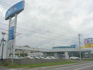 ネッツトヨタ北見 美幌店の外観写真