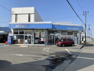 ネッツトヨタ岩手 花巻店の外観写真