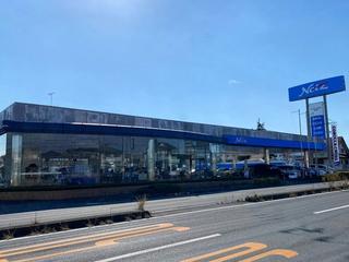 ネッツトヨタ栃木 真岡店第二の外観写真