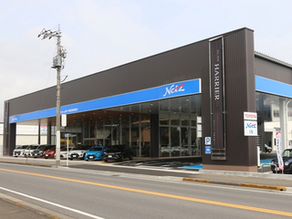 ネッツトヨタ栃木 宇都宮競輪場通り店の外観写真