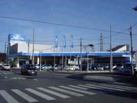 ネッツトヨタ東埼玉 マイネッツ東岩槻の外観写真
