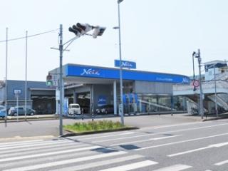 ネッツトヨタ千葉 稲荷町店の外観写真