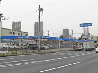 ネッツトヨタ千葉 ユーコム柏若柴店の外観写真