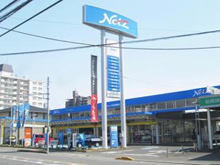 ネッツトヨタ千葉 船橋宮本店の外観写真