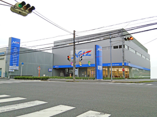 ネッツトヨタ千葉 船橋市場通店の外観写真