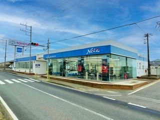 ネッツトヨタ千葉 銚子三崎店の外観写真