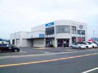 ネッツトヨタ福井 音楽堂いちばん店の外観写真