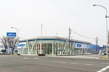 ネッツトヨタ福井 中央店の外観写真
