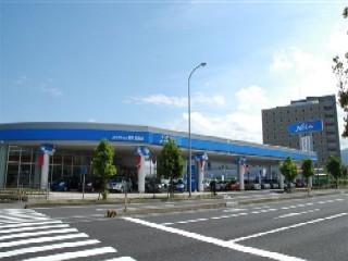 ネッツトヨタ福井 敦賀店の外観写真
