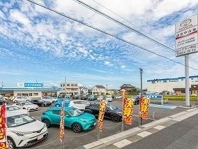 ネッツトヨタ岐阜 U-Car大垣北店の外観写真