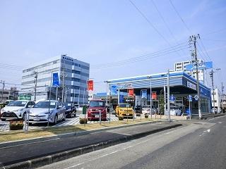 ネッツトヨタ静岡 清水店の外観写真