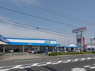 ネッツトヨタ愛知 プラザ豊橋の外観写真