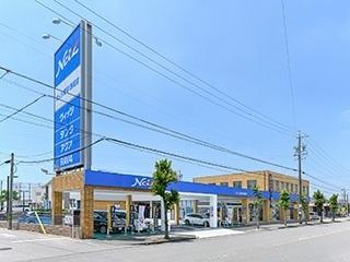 ネッツトヨタ愛知 西尾店の外観写真