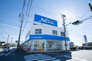 ネッツトヨタ愛知 蒲郡店の外観写真