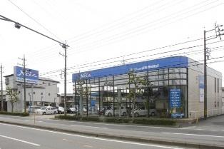 ネッツトヨタ愛知 岡崎東店の外観写真