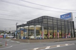 ネッツトヨタ愛知 阿久比店の外観写真