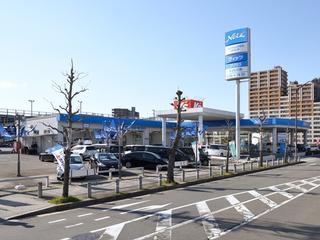 ネッツトヨタヤサカ 松井山手店の外観写真