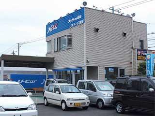 ネッツトヨタ岡山 Uステージ泉田の外観写真