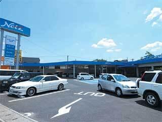 ネッツトヨタ岡山 津山店の外観写真