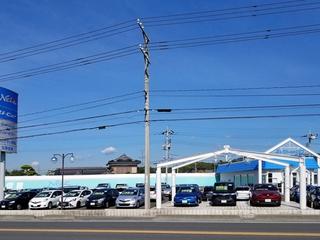 ネッツトヨタ山口 周南マイカーセンターの外観写真