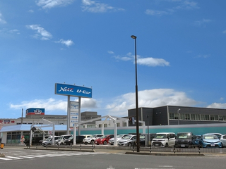 ネッツトヨタ山口 宇部マイカーセンターの外観写真
